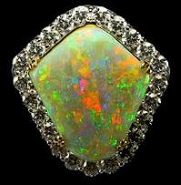 opal wedding gift